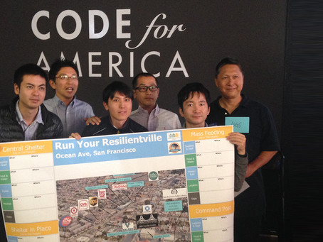 National Day of Civic Hacking 2017: How We Learned to Deal with Disasters