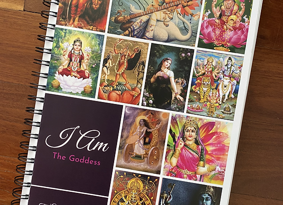 The Goddess Sequences User Manual - Printed