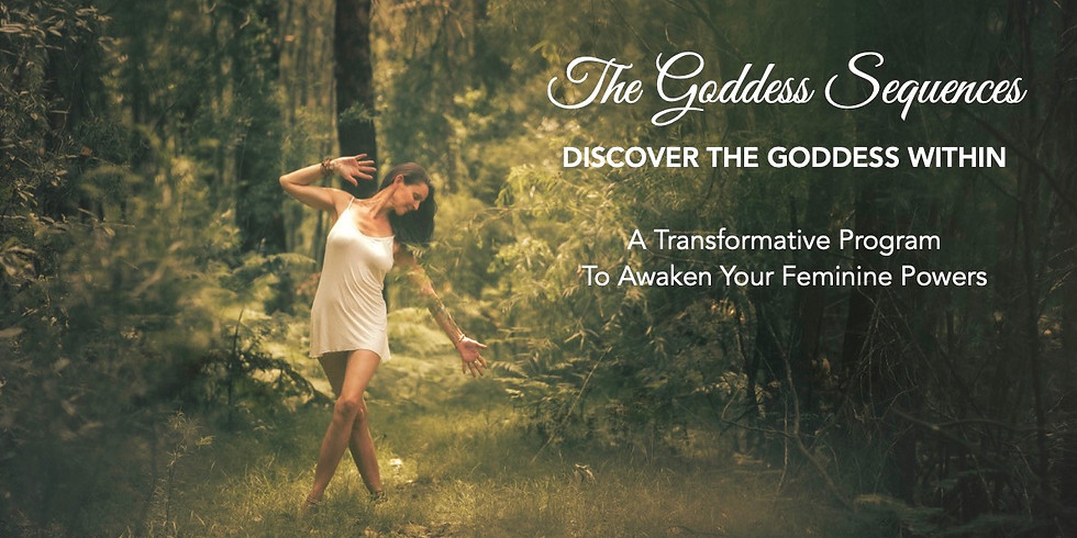 The Goddess Sequences 12-Month Program