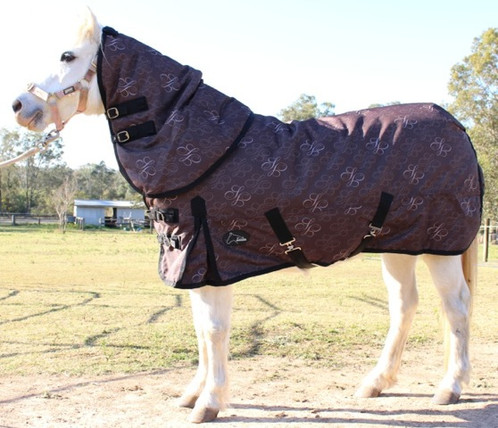 12 2 Hh This Rug Has A Perfect Fit For Miniature And Small Ponies Double Front Straps Tail Flap Removable Back Leg With Elastic Inserts