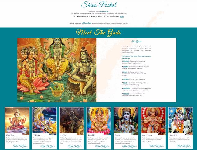 Shiva Portal