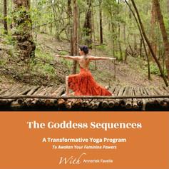 The Goddess sequences