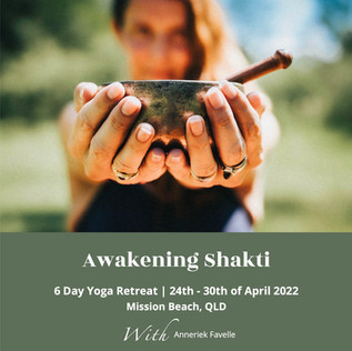 Awakening Shakti 6 Day Yoga Retreat