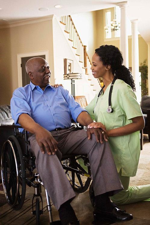 Care Provider Aptitude Personality and Attitude Profile