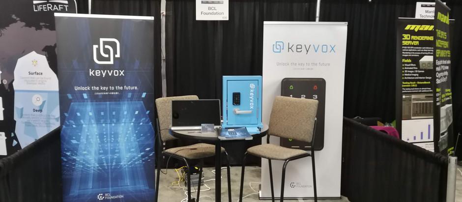 Blockchain Expo North America, Santa Claraに出展及び代表岡本が講演します。