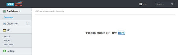 KPIとは KPI作成