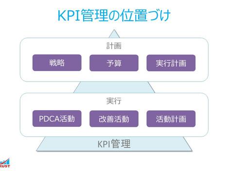 5. KPI管理の位置づけ