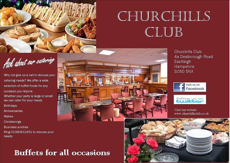Churchills Club, Eastleigh