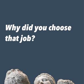 Q1.なぜインストラクターのお仕事を選んだか?