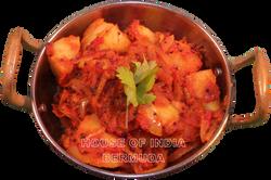 Bombay Potato