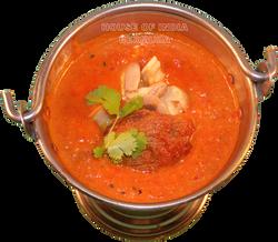 Balti Lamb & Mushrooms