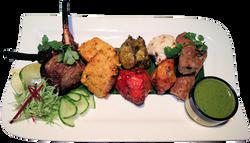 Mixed Grill Kabab