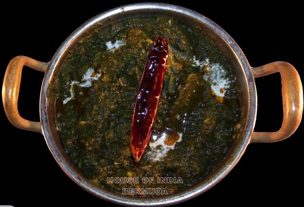 beef saagwala