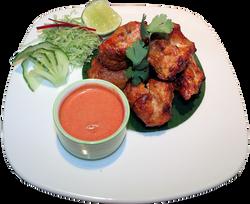 Mugh Narangi Kabab