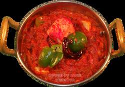 Chicken Jalfrazi