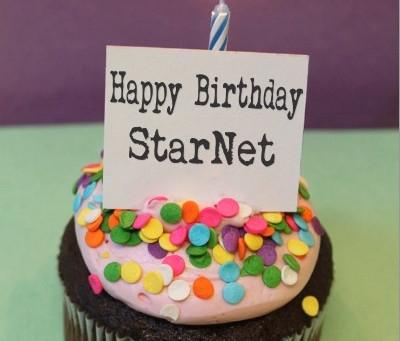 Happy 7th Birthday StarNet!