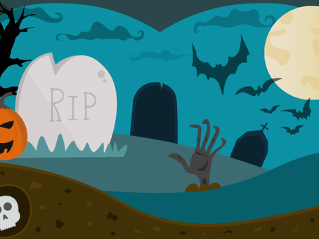 Spooky Stories about Storage