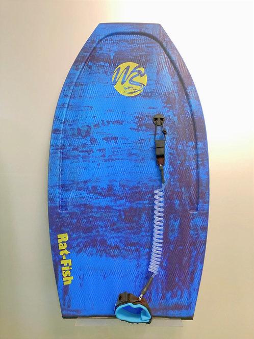 """Wave Skater Rat-Fish 42"""" Body Board"""