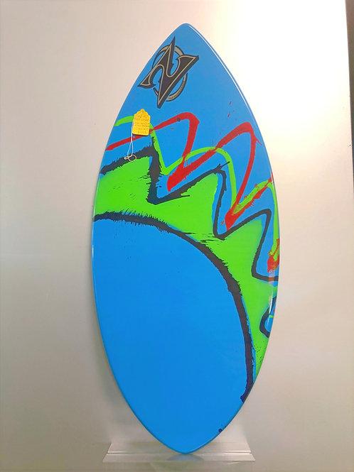 "ZAP 45"" Medium Wedge Skim Board"