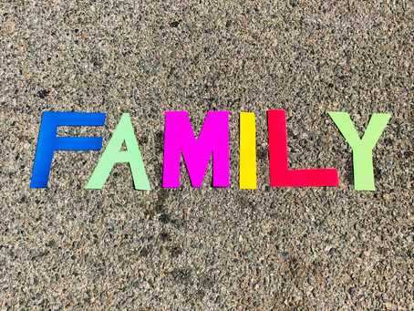 NEW Single 18.05: FAMILY, The official Pride-song of Norway!
