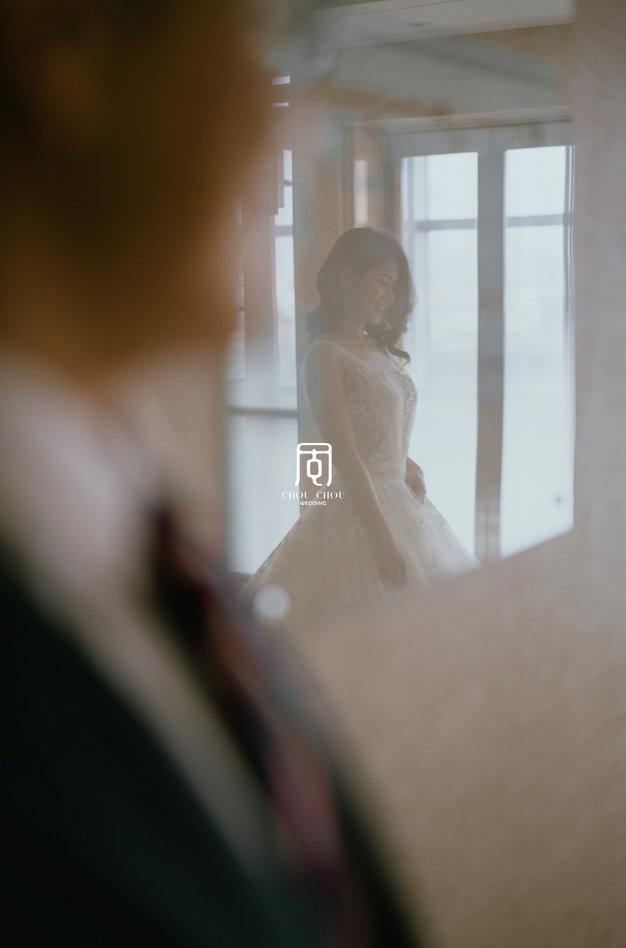 周周婚禮紀錄 新莊頤品酒店