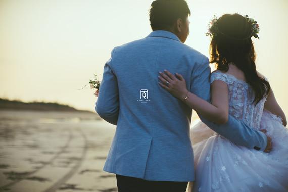 [推薦]台北-美感好效率高好溝通有耐心婚攝周周