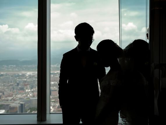 當婚錄與婚攝都跟周周有關的婚禮紀錄