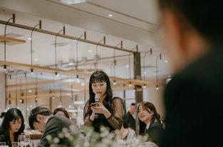 周周婚禮紀錄 松山意舍酒店