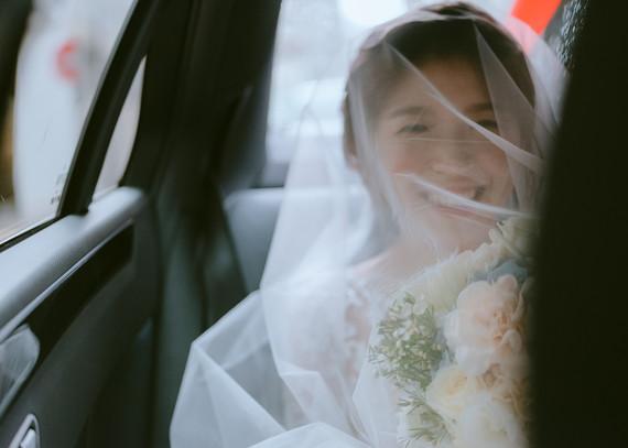 意想不到的新娘婚禮推薦文