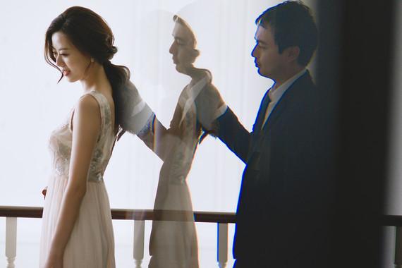 醞釀愛於家的風城婚紗