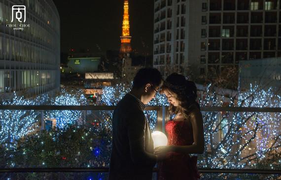 日本東京聖誕自助婚紗推薦文PTT