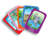 Find The Feeling Game Cards in English