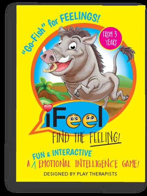 iFeel - FIND THE FEELING