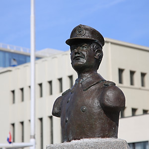 Homenaje a los Caídos de la Marina Mercante de Chile