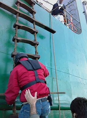 Carrera como Práctico de Canales o Práctico de Puerto.