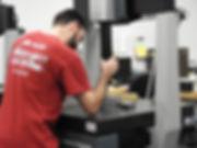 J&E Precision Tool, Inc. - CNC machine shop - precision aerospace maching