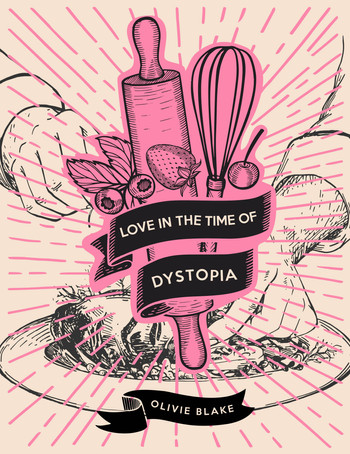 Love in the Time of Dystopia cover final