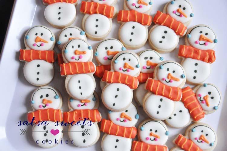 snowman minis