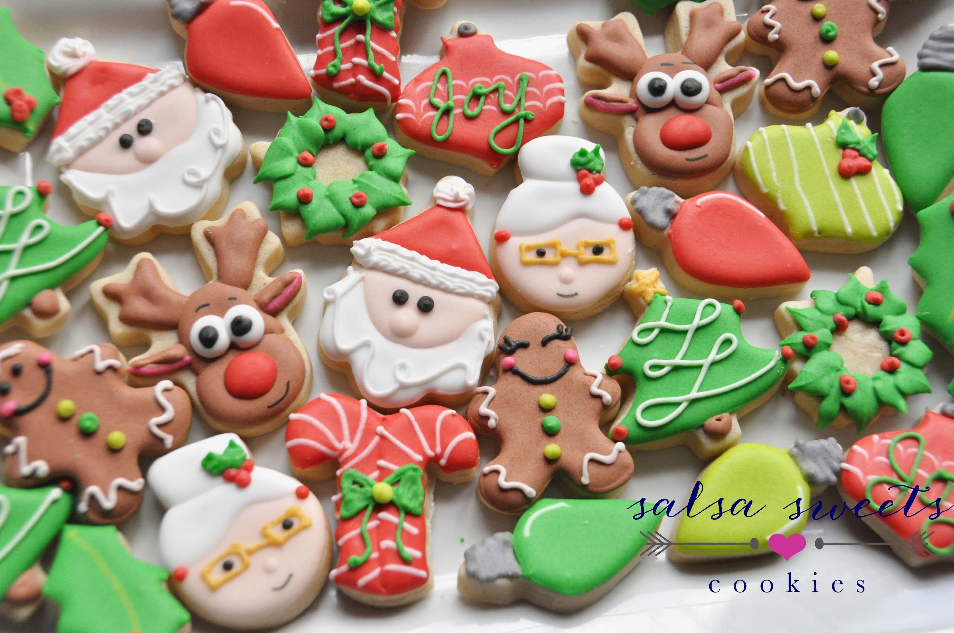 christmas minis mixture