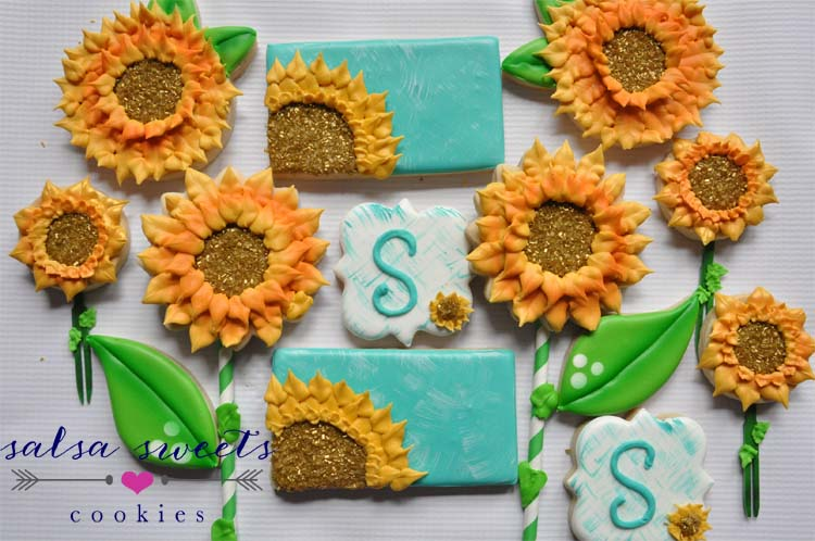 sunflower pops
