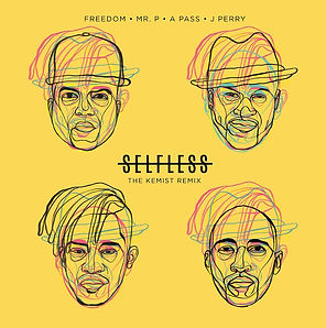 digital cover for selfless (the kemist remix) by freedom featurng mr. p (p-square), a pass and j perry