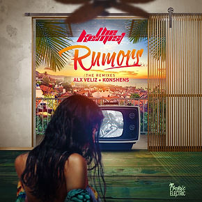 digital cover for rumors the remixes by the kemist