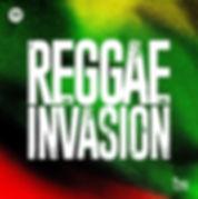digital cover tropic electric reggae invasion playlist on spotify