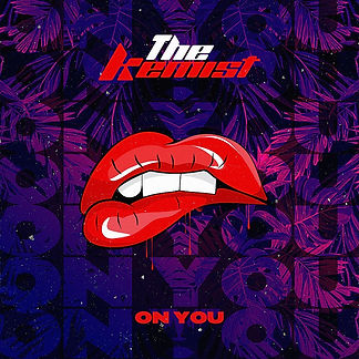 digital cover for On You by The Kemist