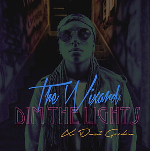 digital cover for dim the lights by the wixard