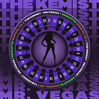 digital cover for Roulette (Dancehall Mix) by The Kemist, Mr Vegas
