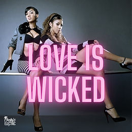 digital cover for tropic electric love is wicked playlist on spotify apple music deezer