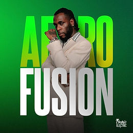 digital cover for tropic electric afro fusion playlist on spotify apple music deezer