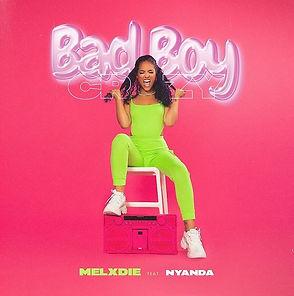 digital cover for bad boy crazy by melxd