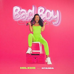 digital cover for Bad Boy Crazy by Melxdie